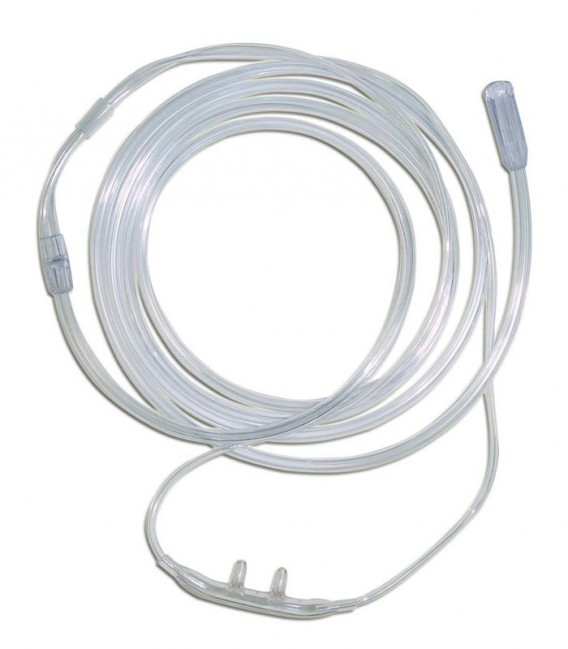 Cannula nasale Salter Labs morbida - 2,1 m