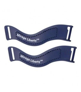 Clips superiori per Mirage Liberty - 2 pezzi - ResMed