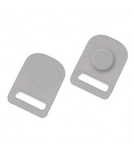 Clips headgear per Wisp - 2 pezzi - Philips Respironics