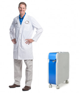 Stationärer Sauerstoffkonzentrator Kröber O2 6 Ltr./min. – Kröber