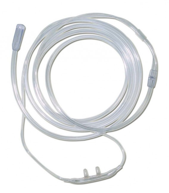 Cannula nasale Salter Labs QUIET - 2,1 m