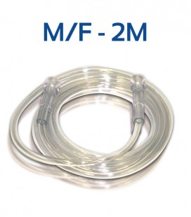 Prolunga per cannula maschio/femmina - 2 m