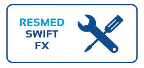 Ricambi per Swift FX - ResMed