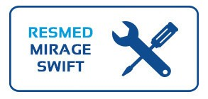 Ricambi per Mirage Swift - ResMed