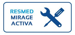 Ricambi per Mirage ACTiva - ResMed
