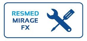 Ricambi per Mirage FX - ResMed